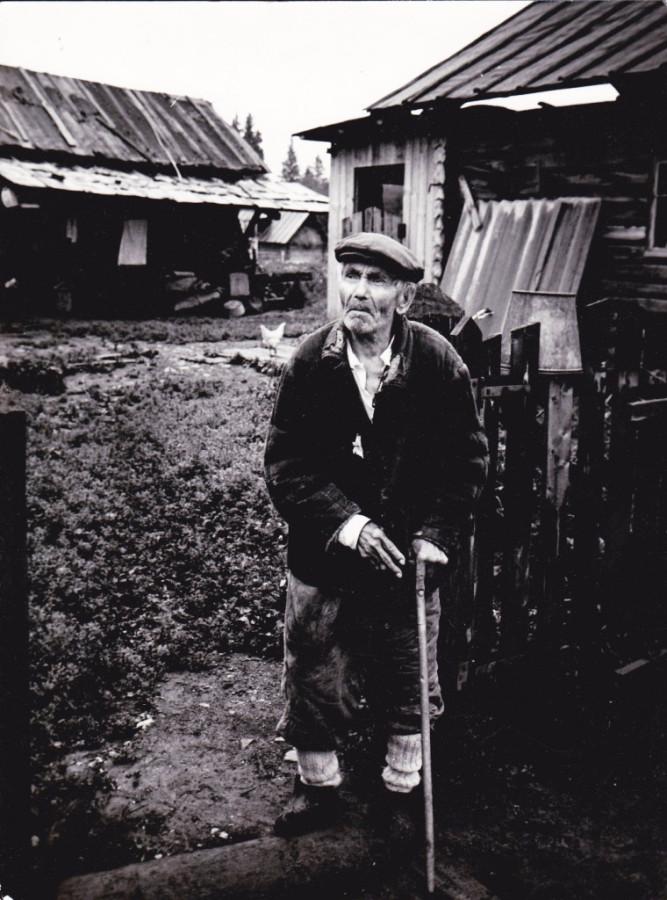 День Победы - старый солдат