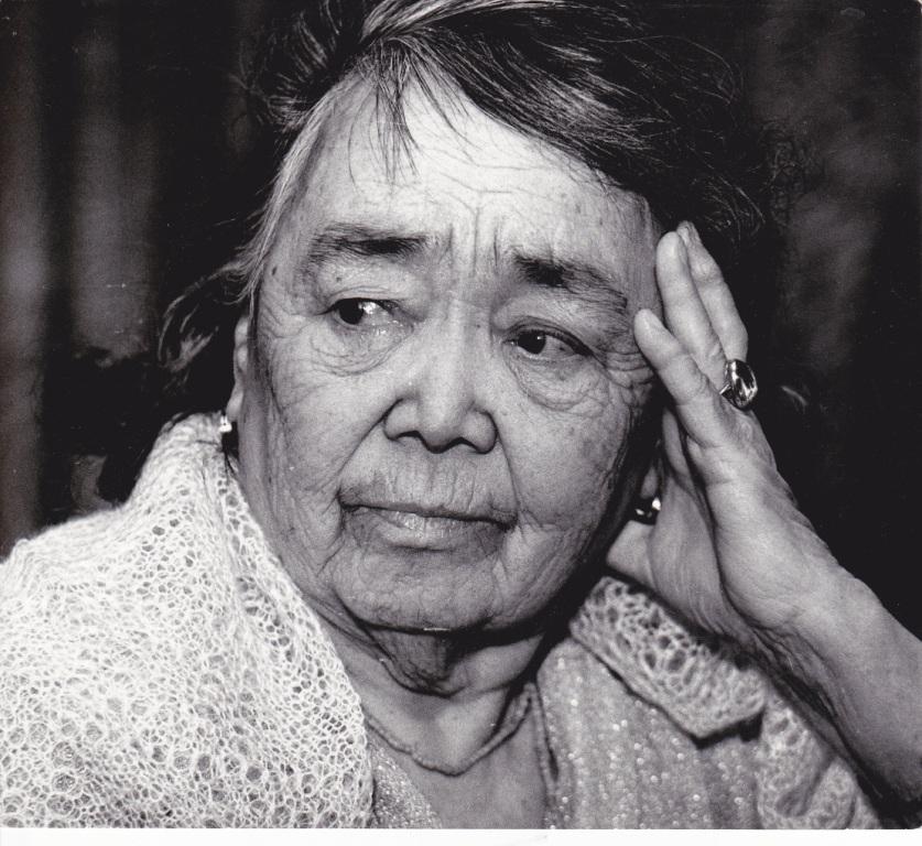 Писательница Зайнаб Биишева