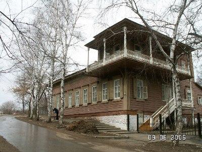 Дом-музей С.Т. Аксакова