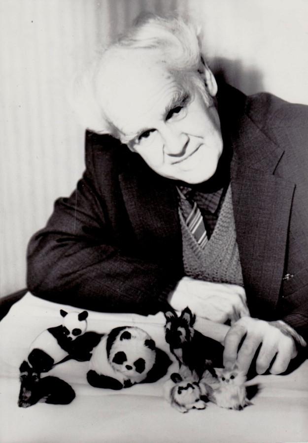 Профессор-зоолог Иван Заянчковский