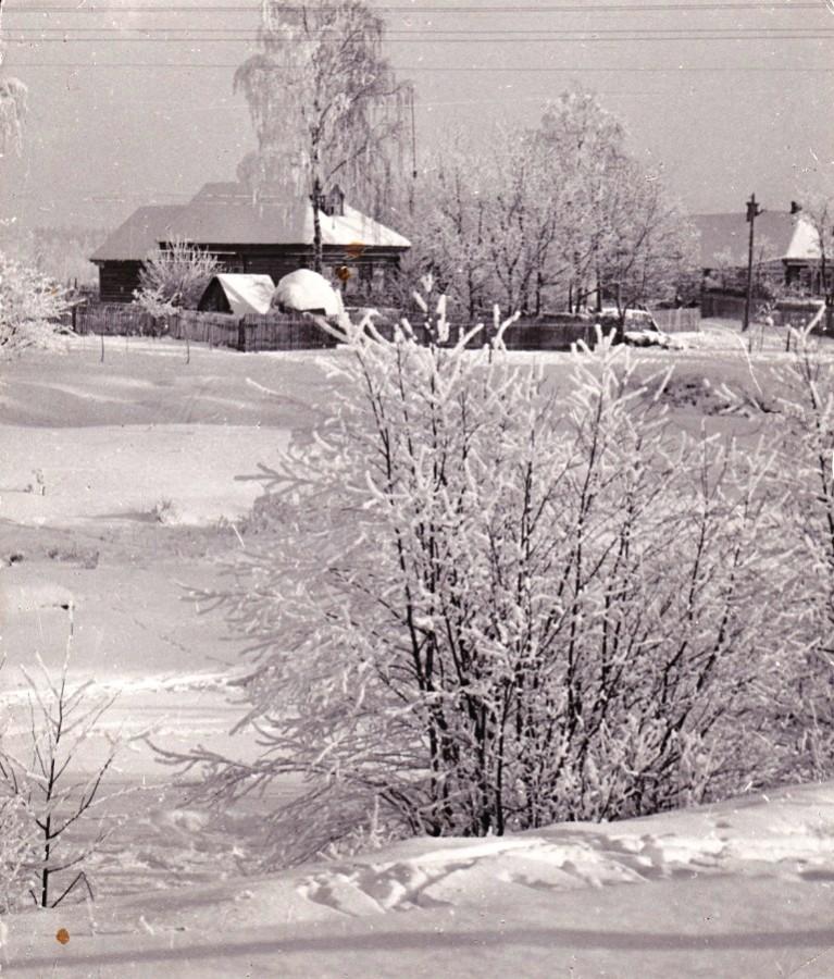 Зима 1963-1964 годов