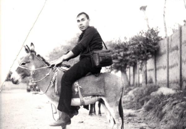 В Средней Азии фотокор Равиль Гареев ездил на таком мерседесе