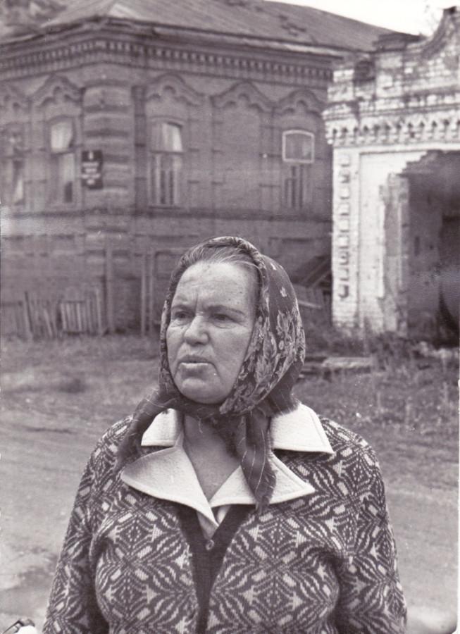 Старожилка Николо-Березовки
