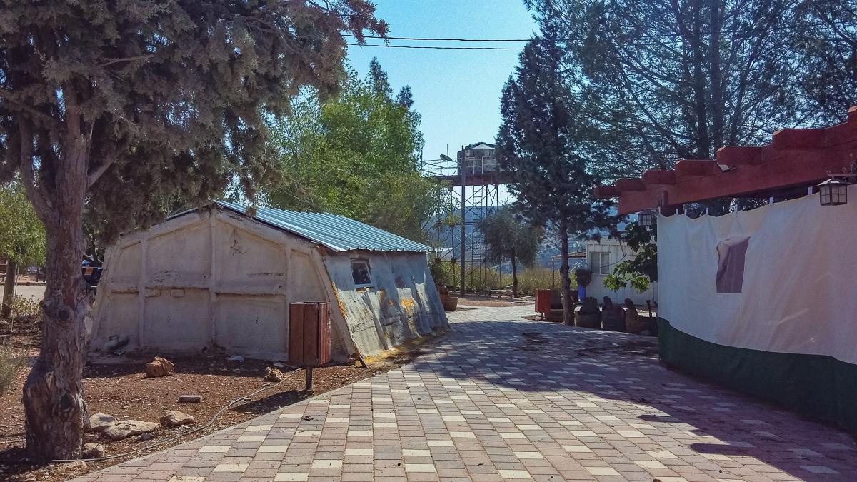 Место встречи на горе Эйваль