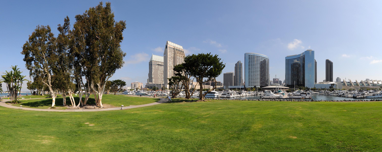 San Diego park-lj