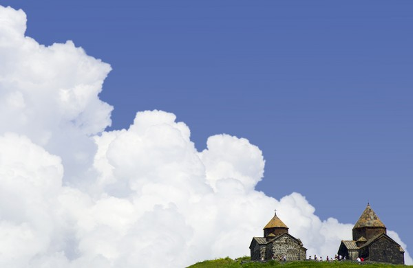 Churches_and_clouds