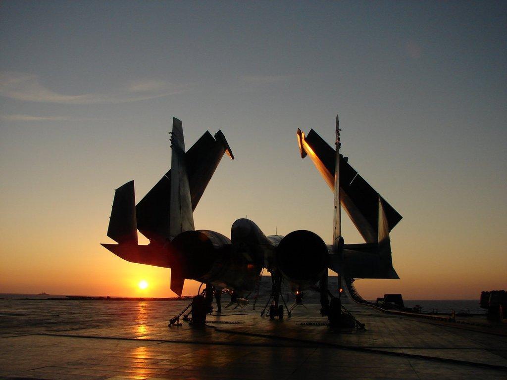 Тяжелый авианесущий крейсер. Пр.11435. «Адмирал Кузнецов». - 4