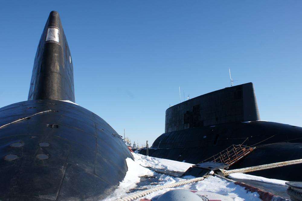 Подводная лодка тк 20 северсталь