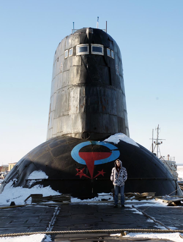 лучшая ядерная подводная лодка