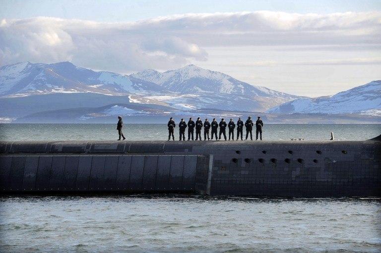 HMS Victorious (S29) - 1