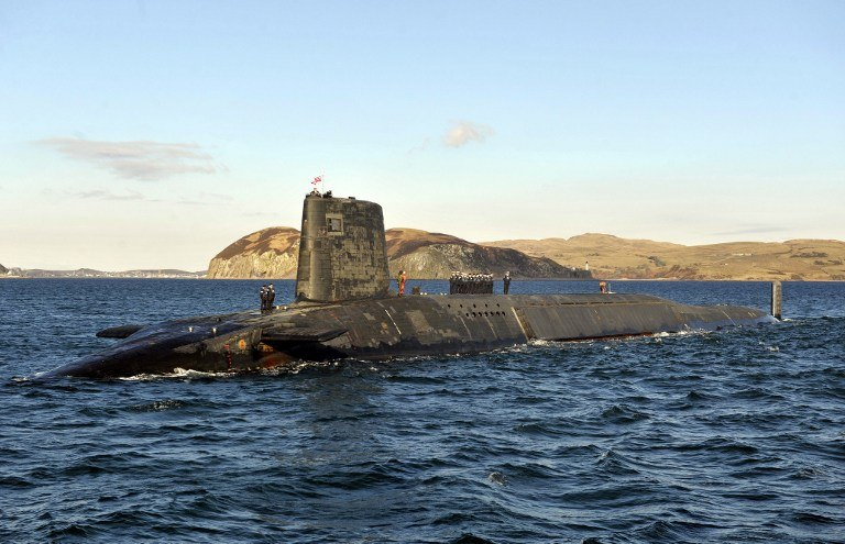 HMS Victorious (S29) - 15