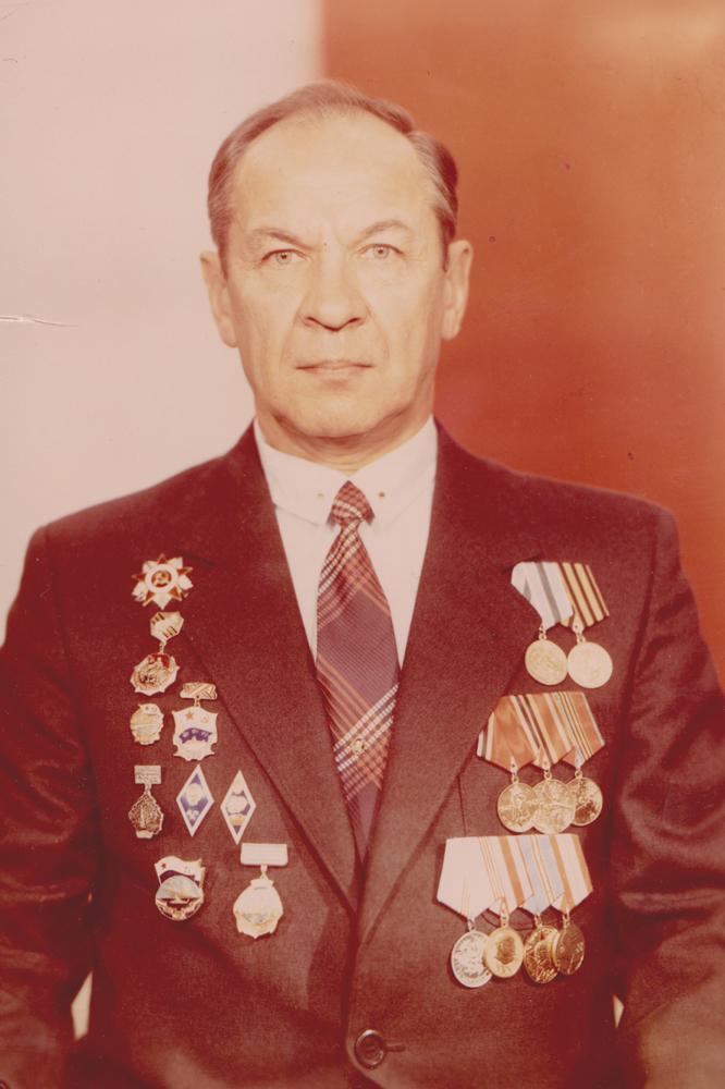 Дедушка Олег - 1 copy
