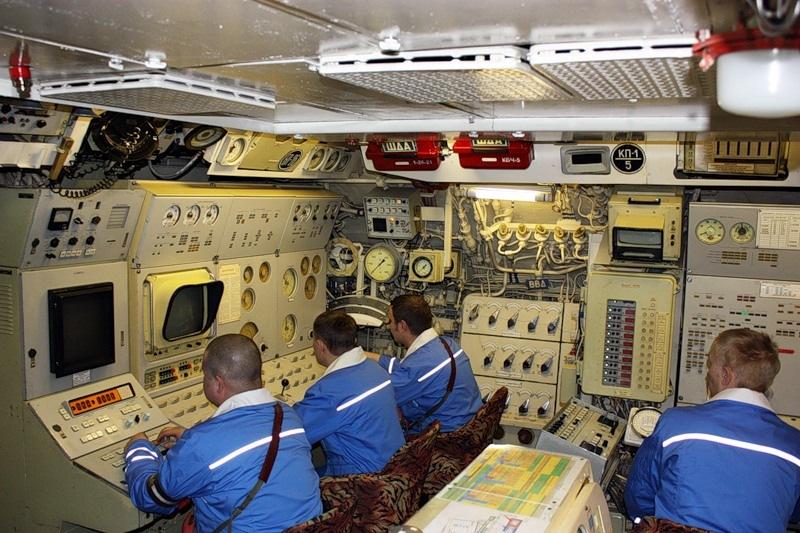 Атомная подводная лодка. Пр.971. (К-317).  «Пантера» - 2