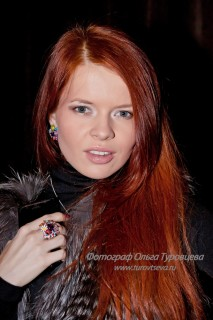 Лена Князева. Фотограф Ольга Туровцева