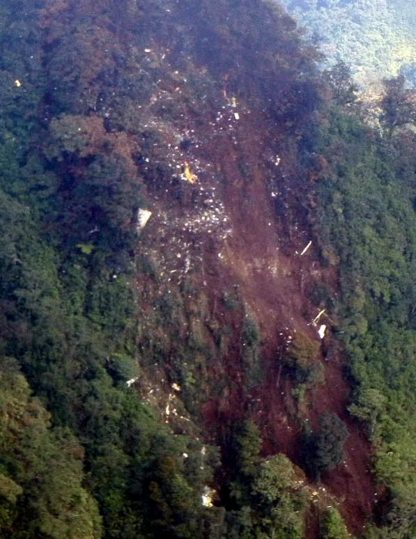 12.05.2012 - 15:24.  Сегодня удалось идентифицировать личность одного из погибших Sukhoi SuperJet-100 в Индонезии.