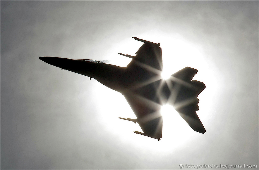 F18 на LIMA-2011, Langkawi