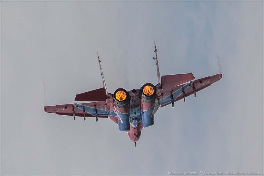 """Escuadrilla acrobatica """"Caballeros Rusos"""" 2168514_original"""