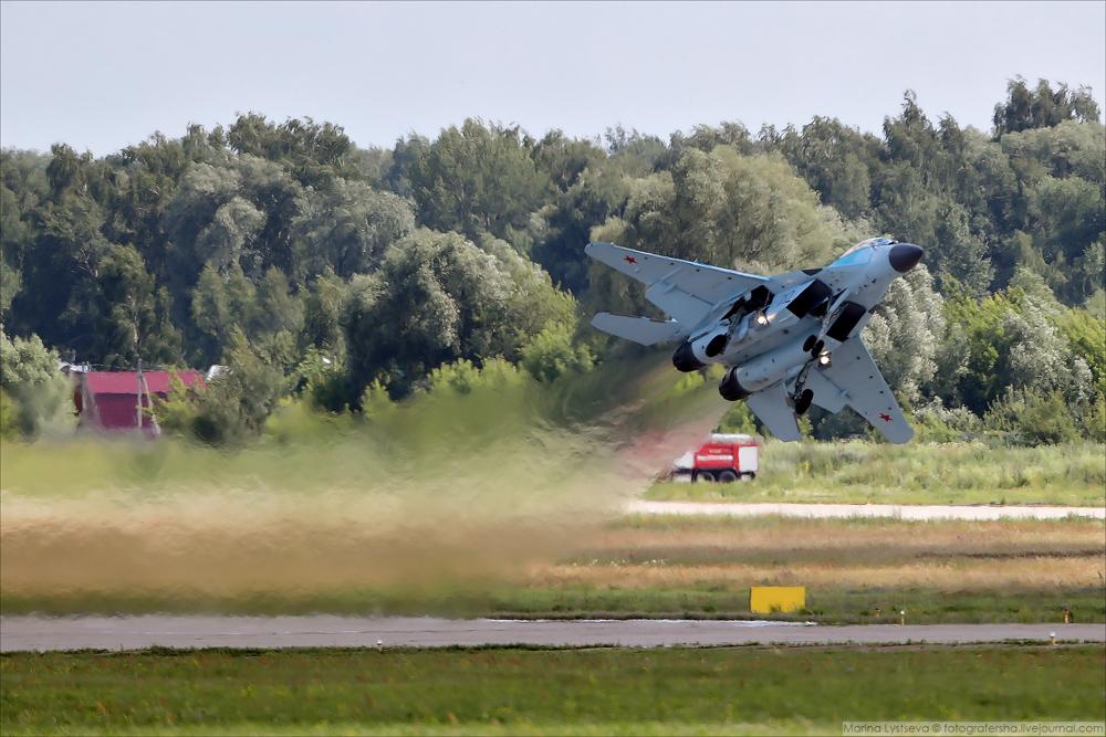 Согласовано число закупаемых истребителей МиГ-35 для ВКС России