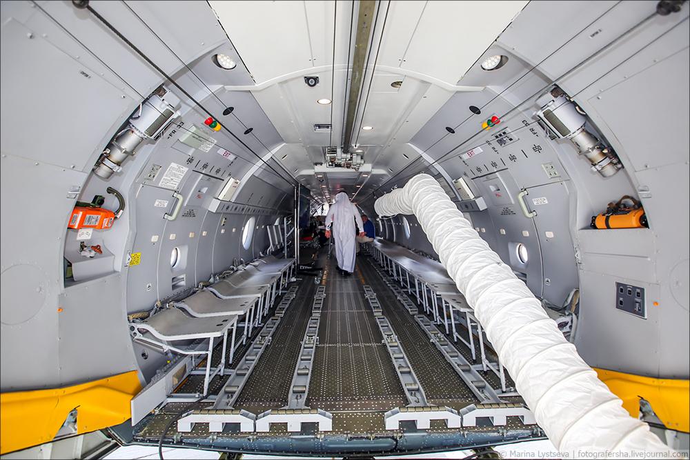 Украинская составляющая на Dubai AirShow-2017 An132_25