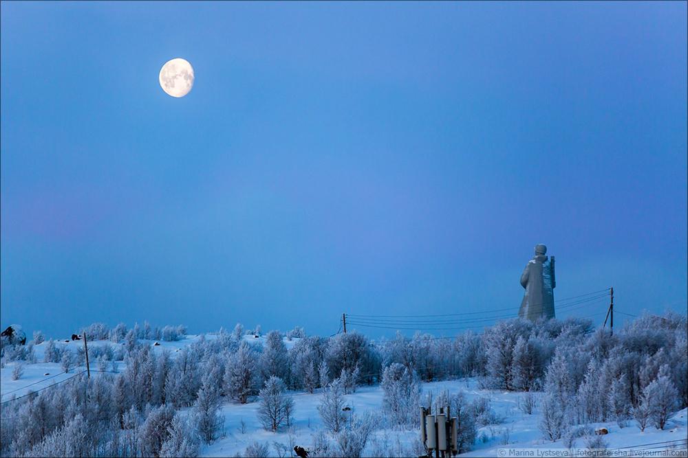 Мурманск сегодня