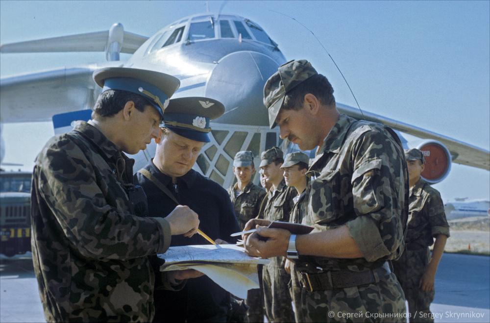 Il-76MD 007