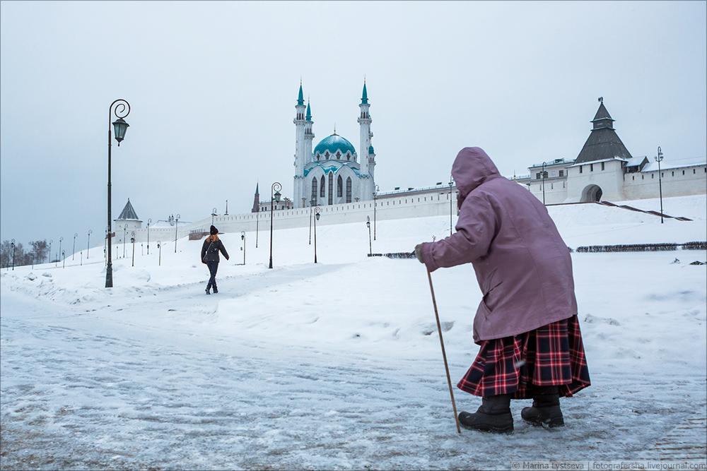 Сегодня в Казани