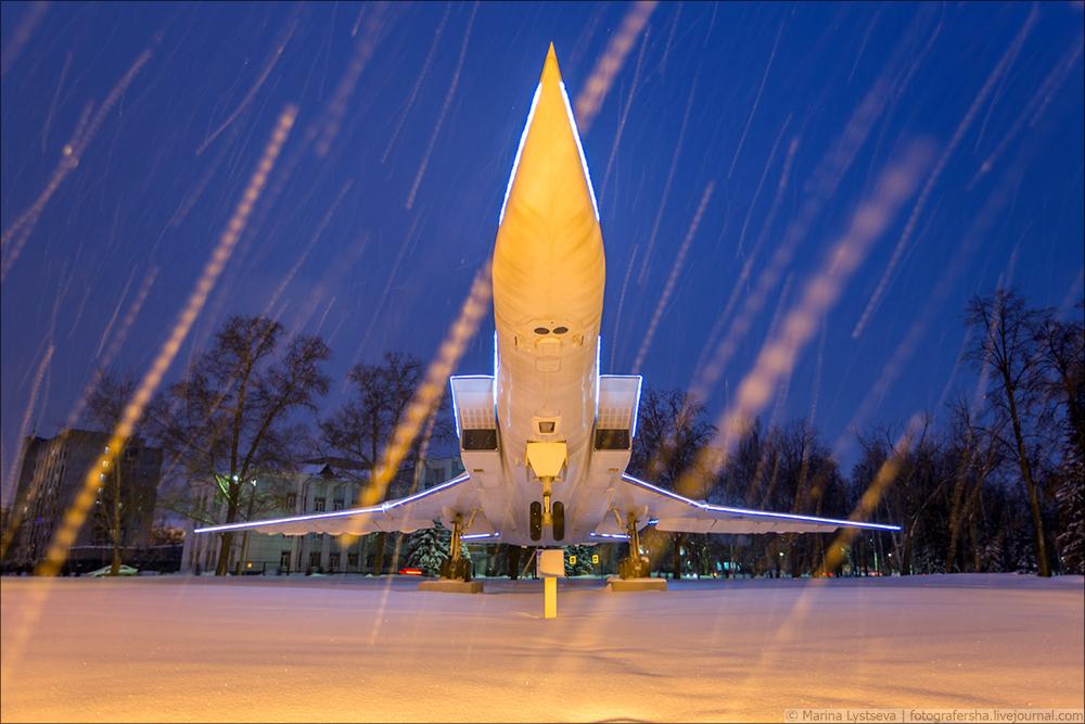 Ту-22 в Казани