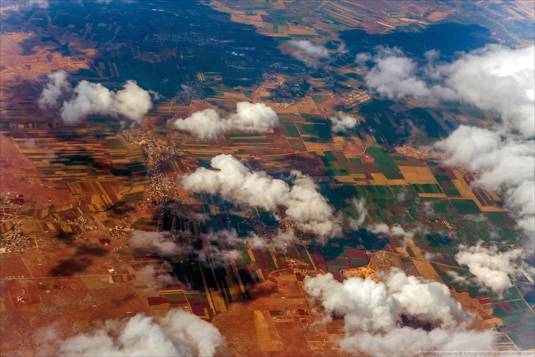 Сирия сверху LYSM0497