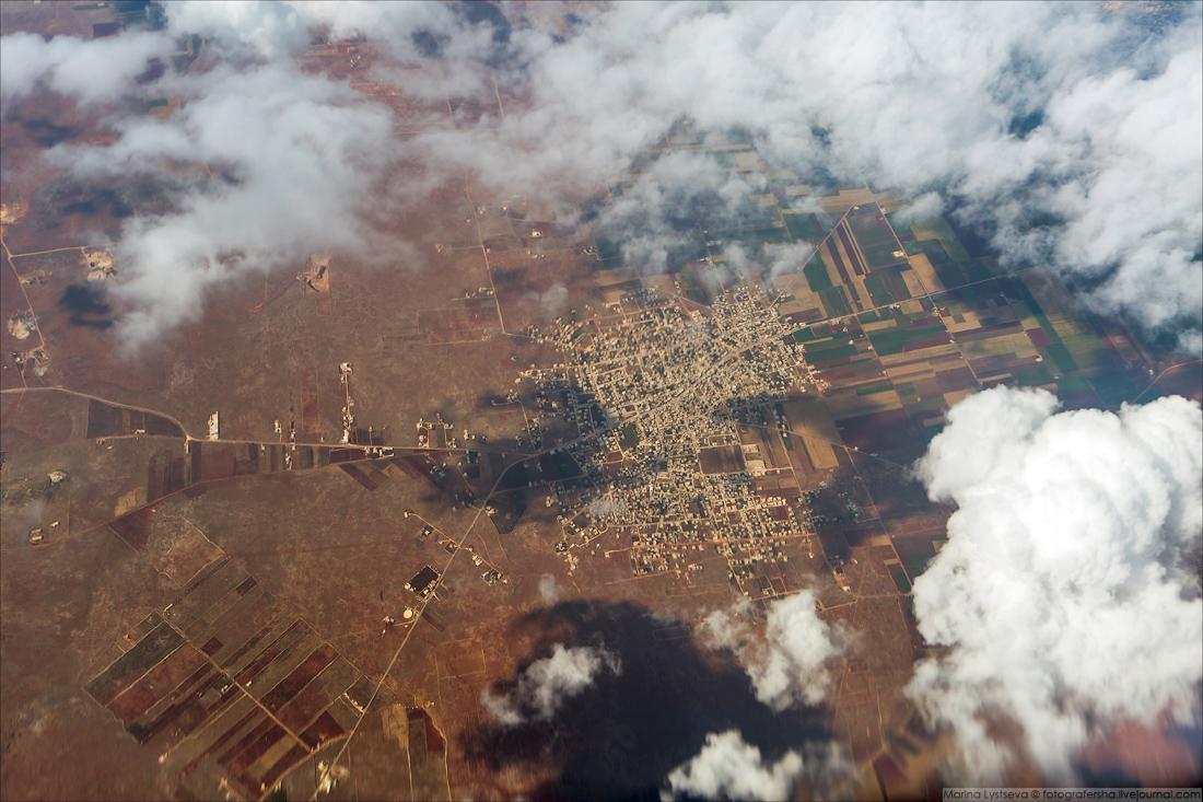 Сирия сверху LYSM0498