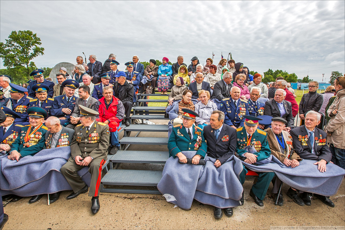 Авиационный праздник в Мигалово Антей, Ту134, авиационной, Мигалово, военнотранспортной, дивизия, дивизии, прошли, кухня, самолётов, техники, Ан124, также, желающих, площадке, аэродроме, гвардейской, народ, садились, триколором