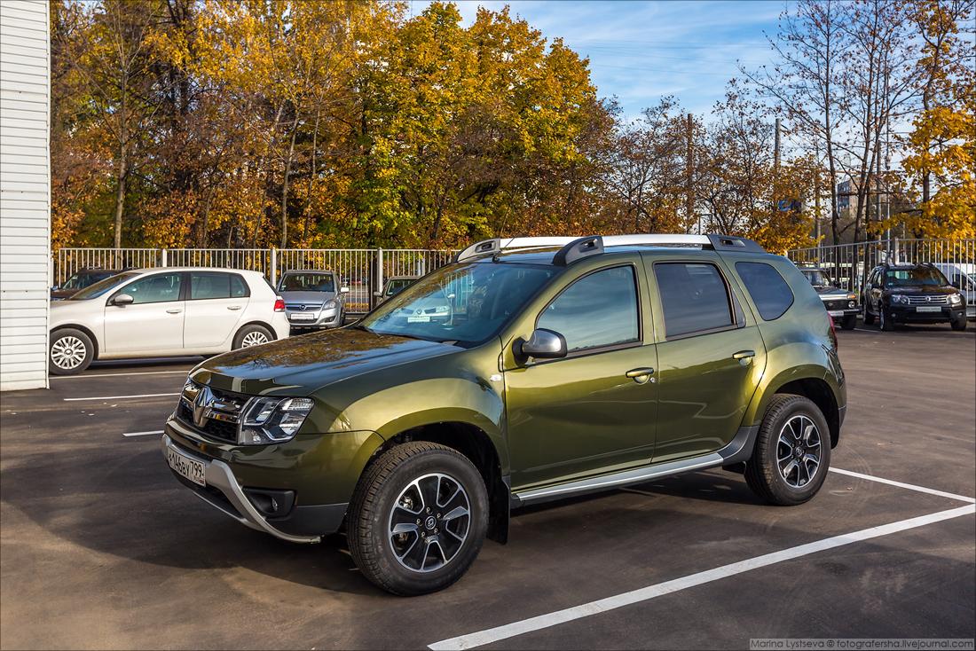 Renault Duster 057