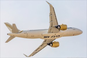 A320neo BIAS flight 0003