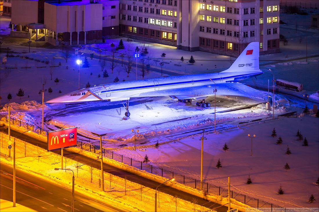 180118-20 Ту-144 77107 в Казаник