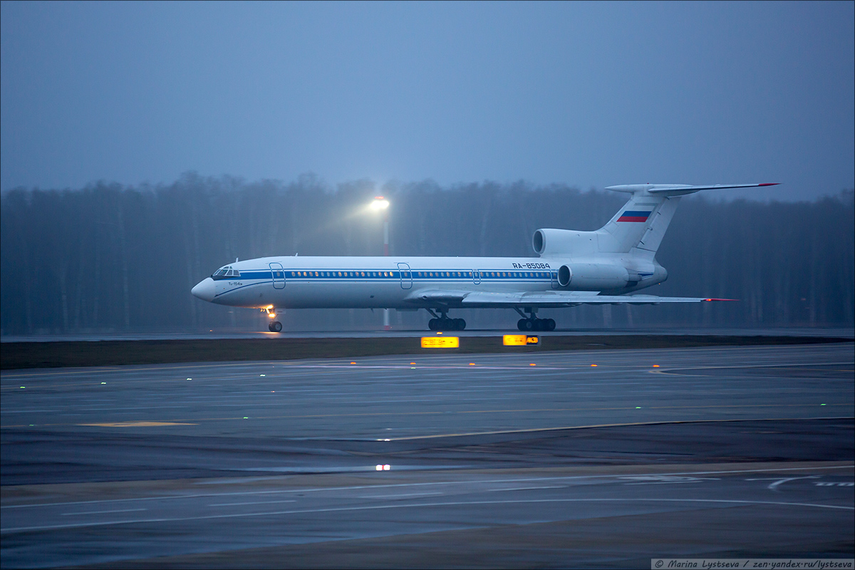 Tu-154 1