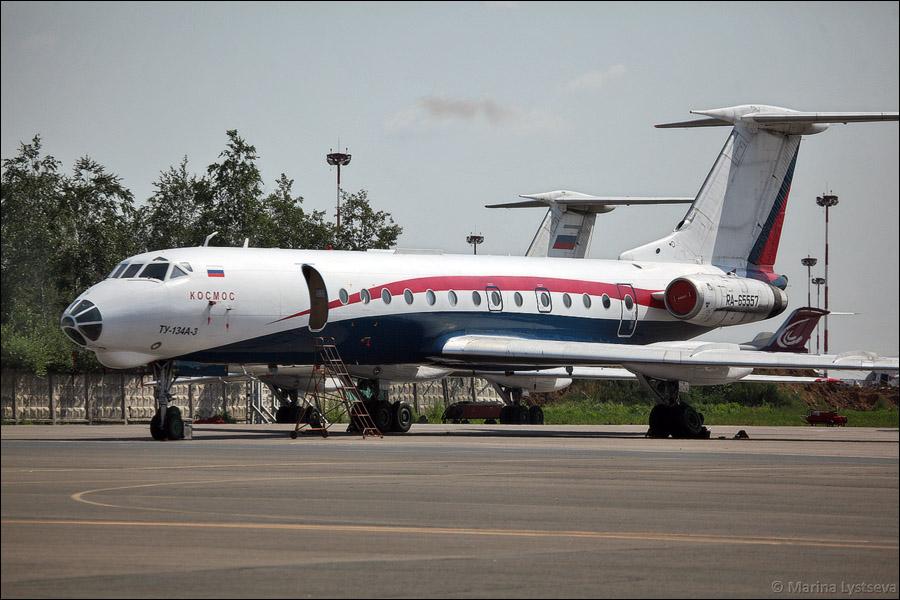 Ту-134А-3 RA-65557 «Космос»