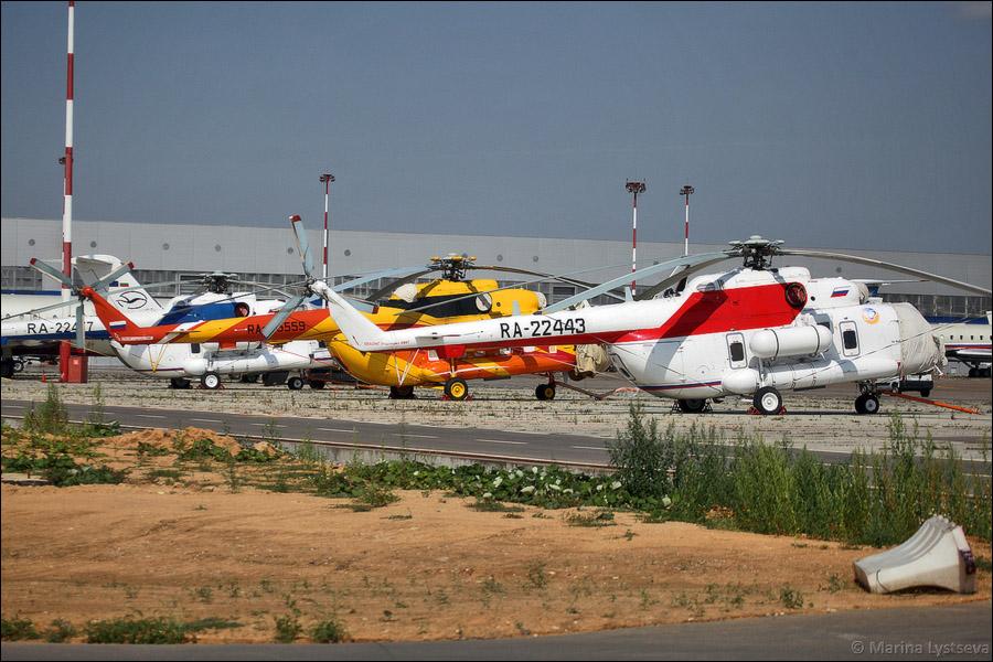 Mi-8AMT RA-22443