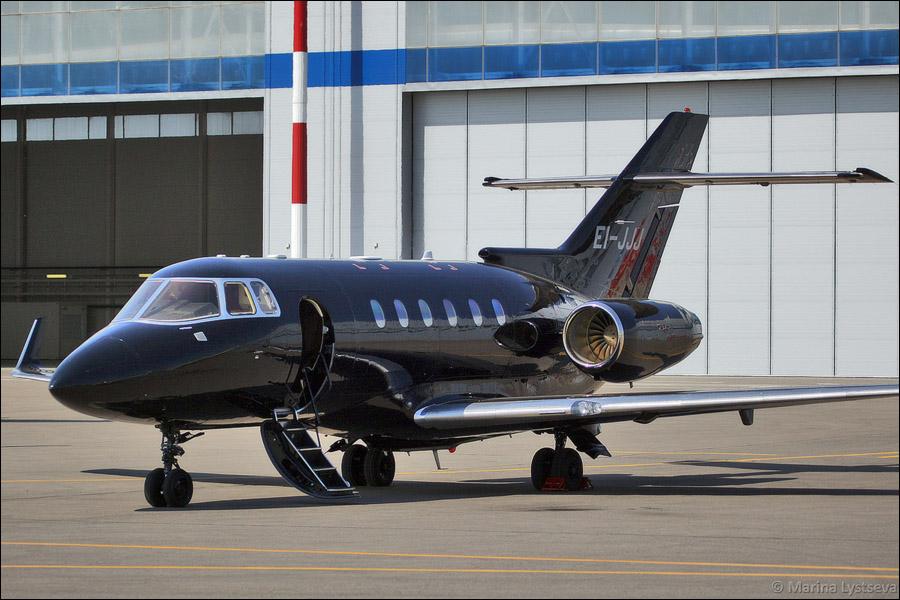 Hawker Beechcraft 900XP EI-JJJ.