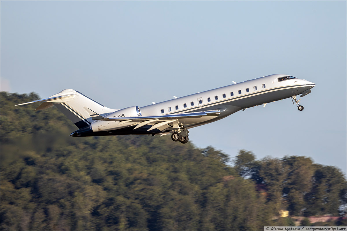 Bombardier Global 5000 002
