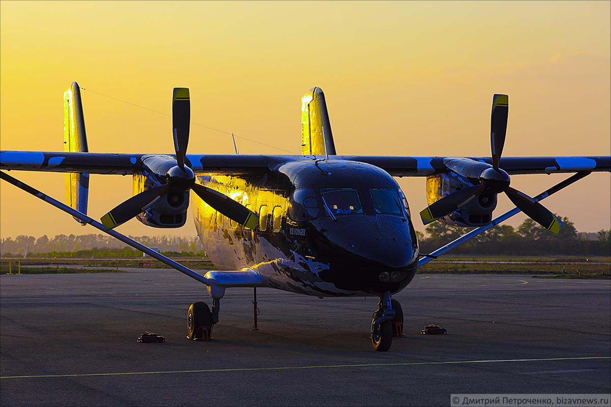 AN-28 landing_1