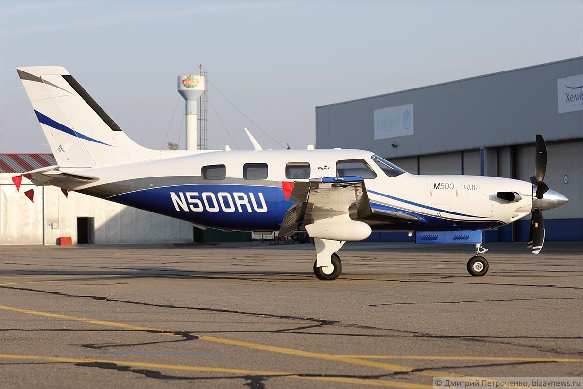N500RU Piper M600 sm
