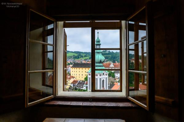 Окна в средневековье