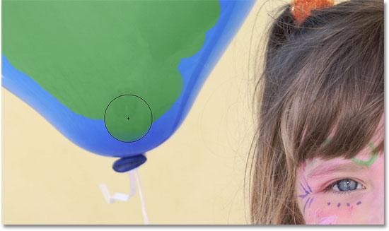 more-green-balloon