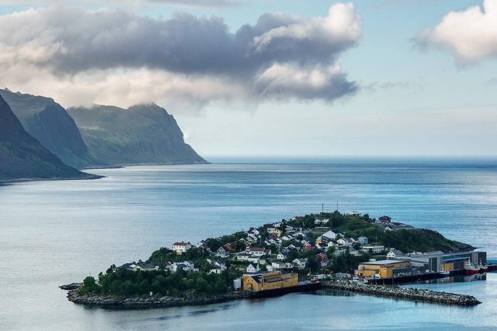 Невероятная Норвегия. Чудо-юдо, рыба-кит.