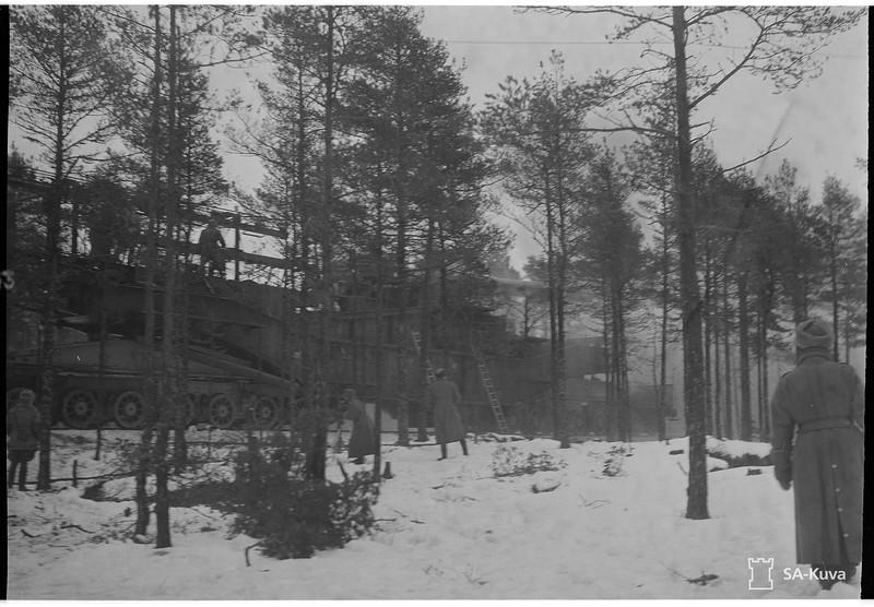 Hanko 1943.02.18