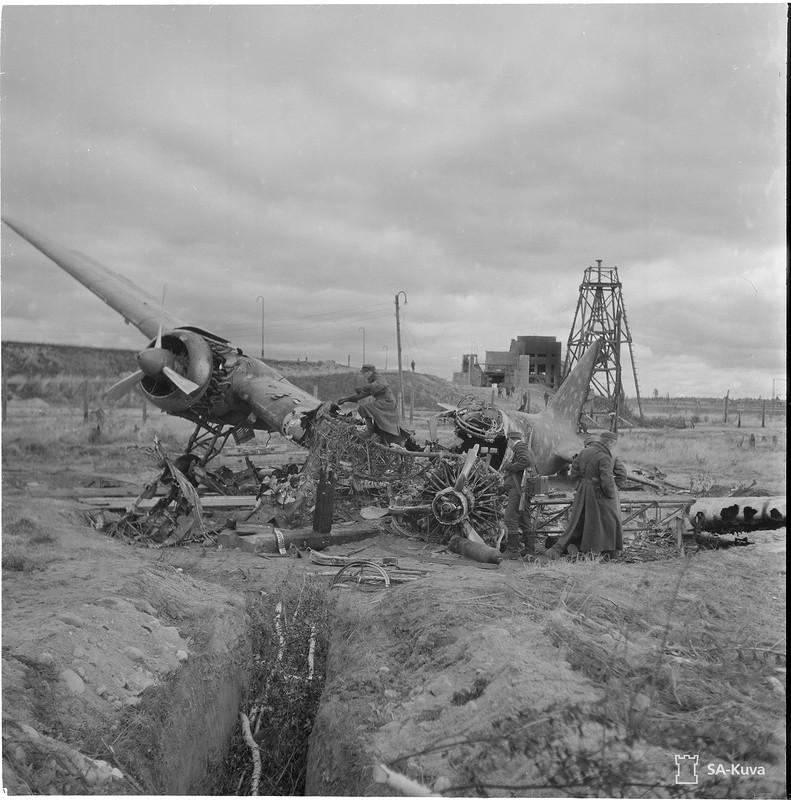 Syvärin voimalaitos. 1941.09.27