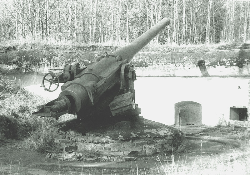 6-дм (152-мм) орудие Канэ