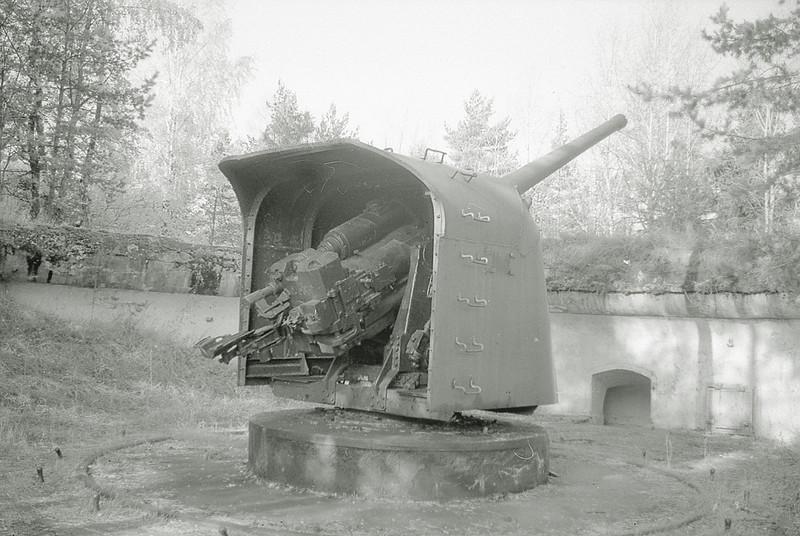130-мм установка Б-13-3с №1093