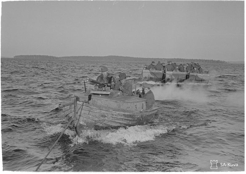 Tuppajärvi, Kuorilahti 1941.09.28
