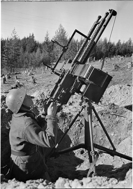 Karvalan maasto 1941.09.29