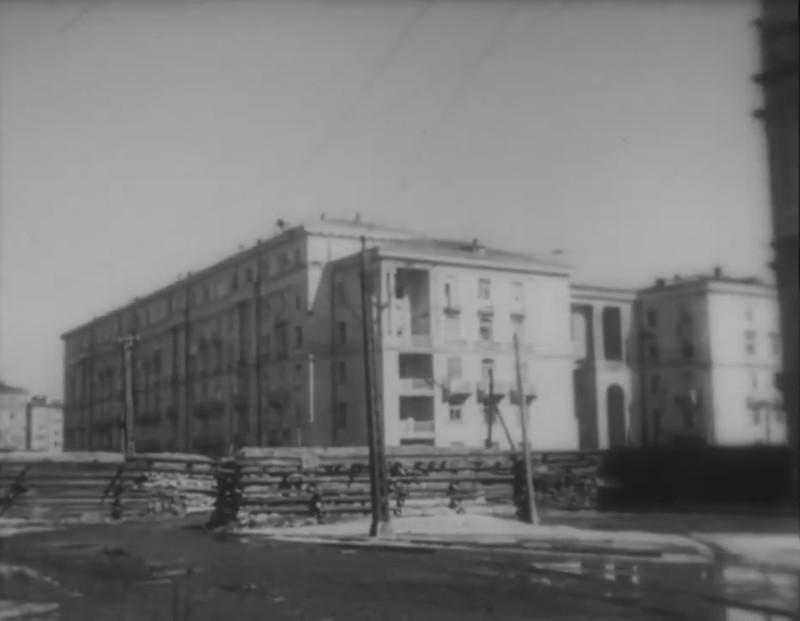 Баррикада на проспекте Стачек